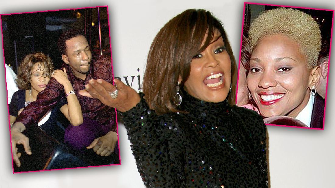 Whitney Houston's Alleged Lover Secrets Exposed