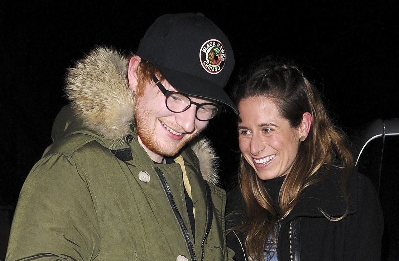 Ed Sheeran Married Fiancee Cherry Seaborn