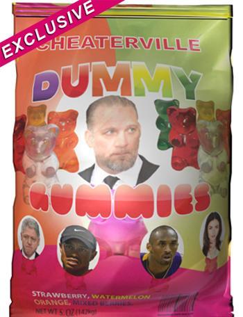 //cheaterville dummy gummies candy