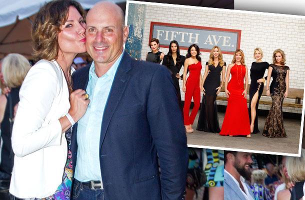 luann de lesseps wedding tom d agostino rhony cast snubbed