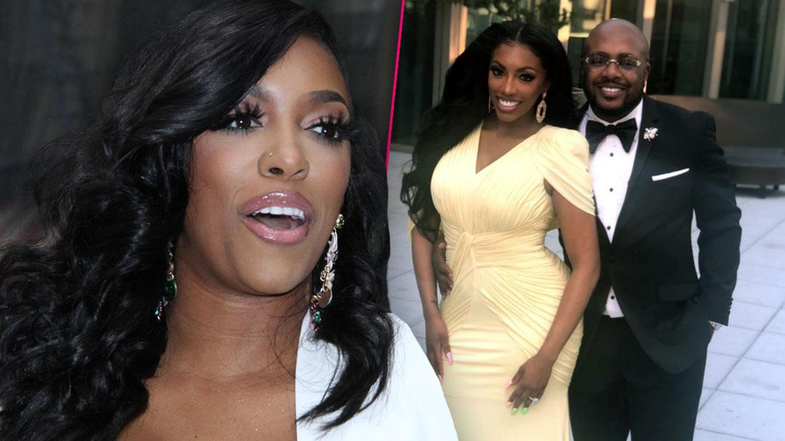 'RHOA' Porsha Williams Fighting With Baby Daddy After $240K Tax Lien