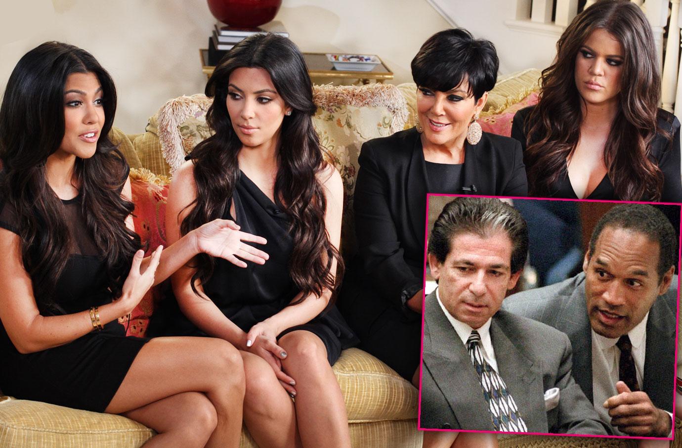 //nicole brown simpson oj simpson murder trial destroy robert kardashian family pics pp