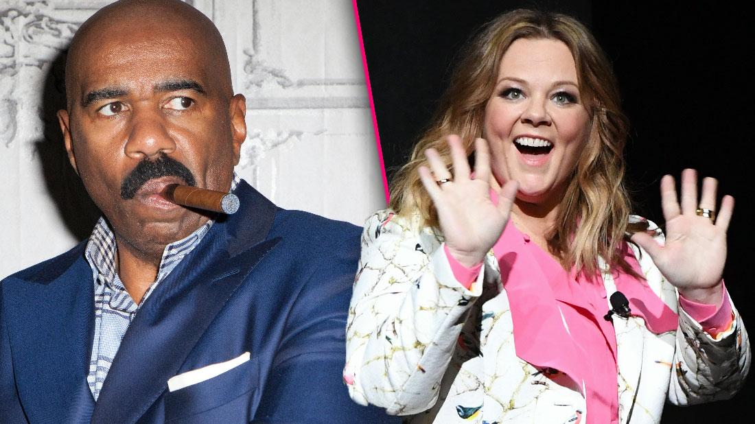 Steve Harvey Replaced By Melissa McCarthy Little Big Shots