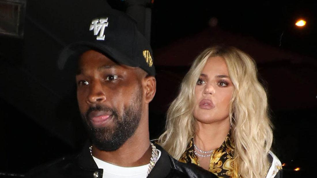 Khloe Kardashian & Tristan Thompson In Constant Communication