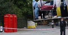 //london attack stabbing woman killedd five people injured pp