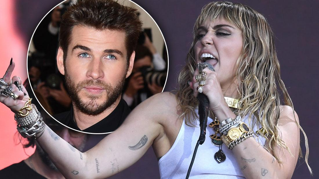 Miley Cyrus To Perform Breakup Song At VMAs After Liam Split