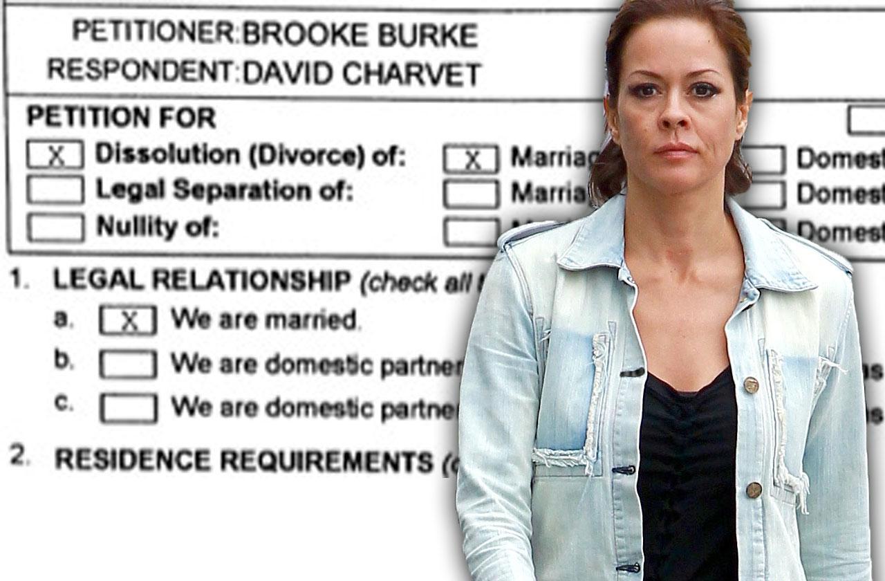 //brooke burke divorce david charvet documents pp