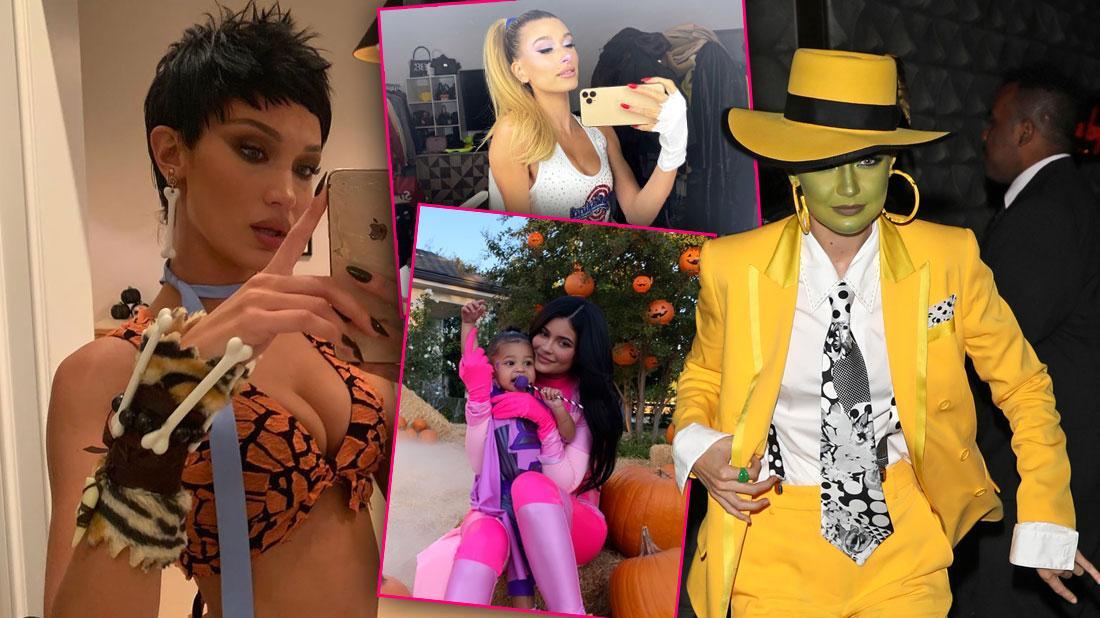 Celeb Halloween