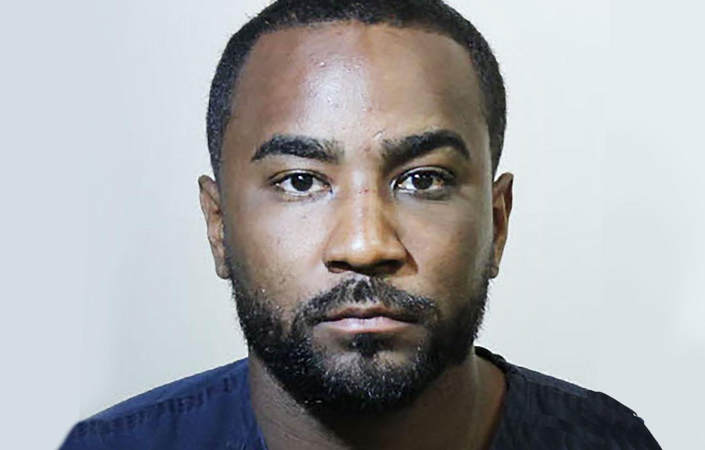 Nick Gordon Arrested Battery Florida