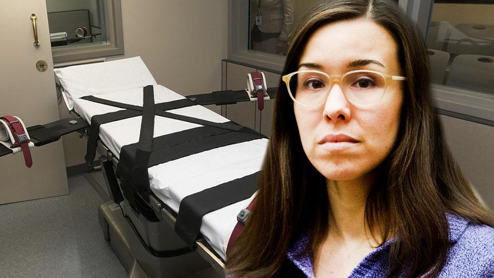 Jodi Arias Arizona Death Row Life