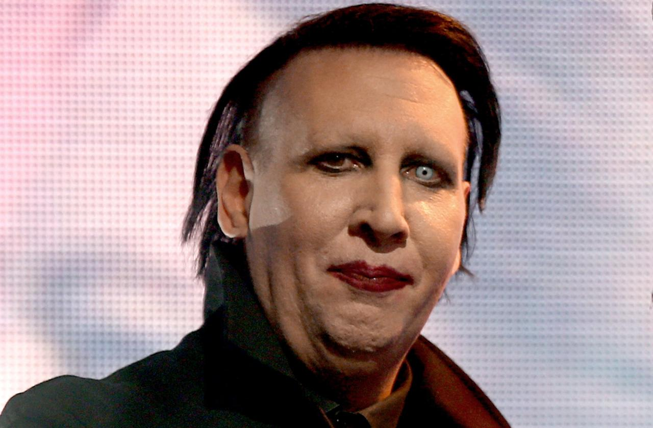 Marilyn Manson Avoids Charges In Sexual Abuse Case