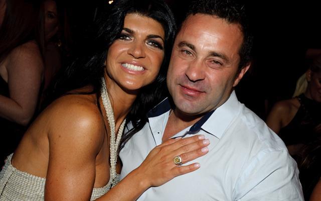 Joe & Teresa Giudice Vacation Before Prison Sentence