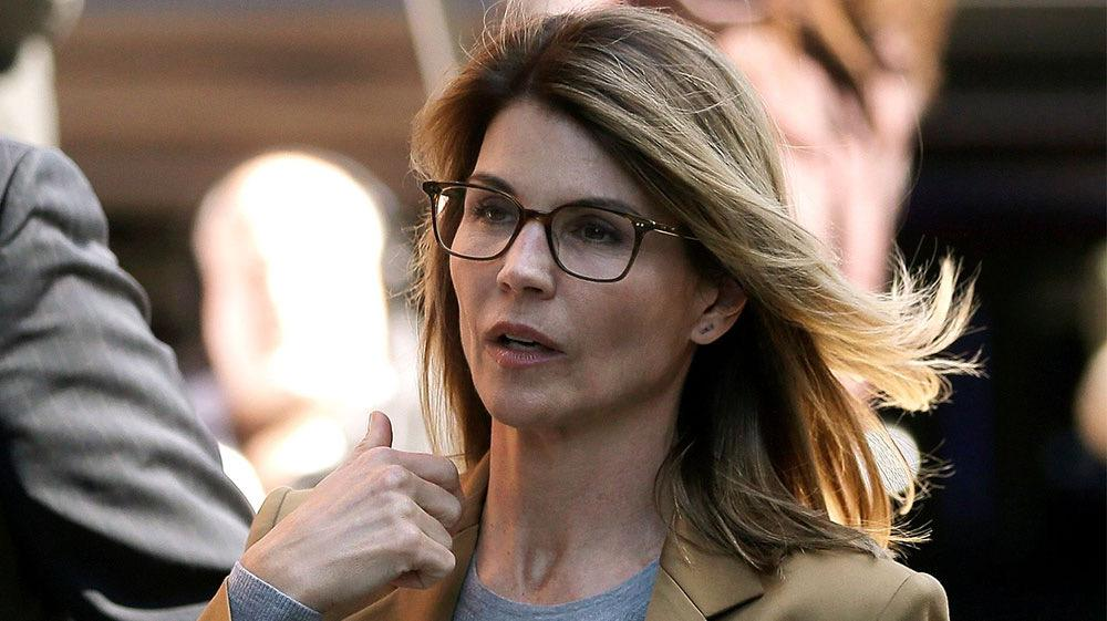 Lori Loughlin Is Reportedly a 'Wreck' While Serving Time in Prison After College Admissions Scandal