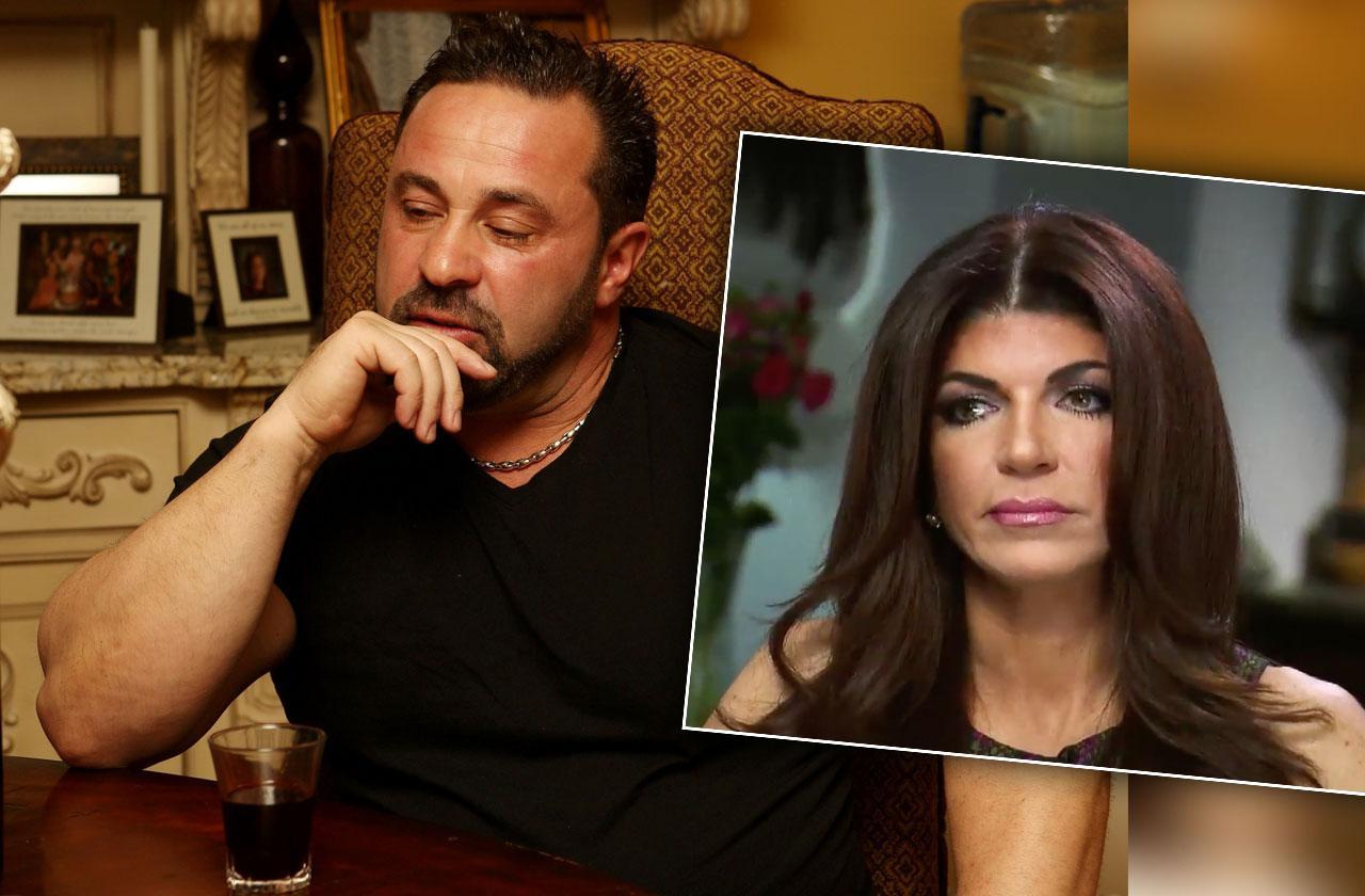 Teresa Giudice Book Husband Joe Drunk Prison