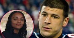 //Aaron Hernandez Fiance Pregnant One Year After Killer Death pp