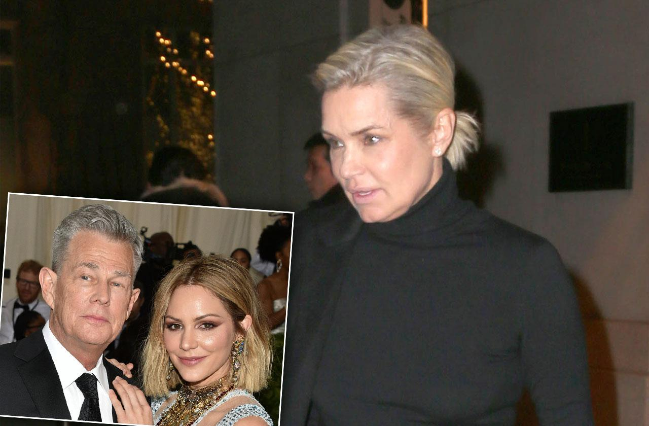 Yolanda Hadid Upset By Ex Husband David Foster Engagement To Much Younger Katharine McPhee