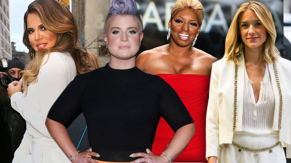 'Fashion Police' Kelly Osbourne Replacement