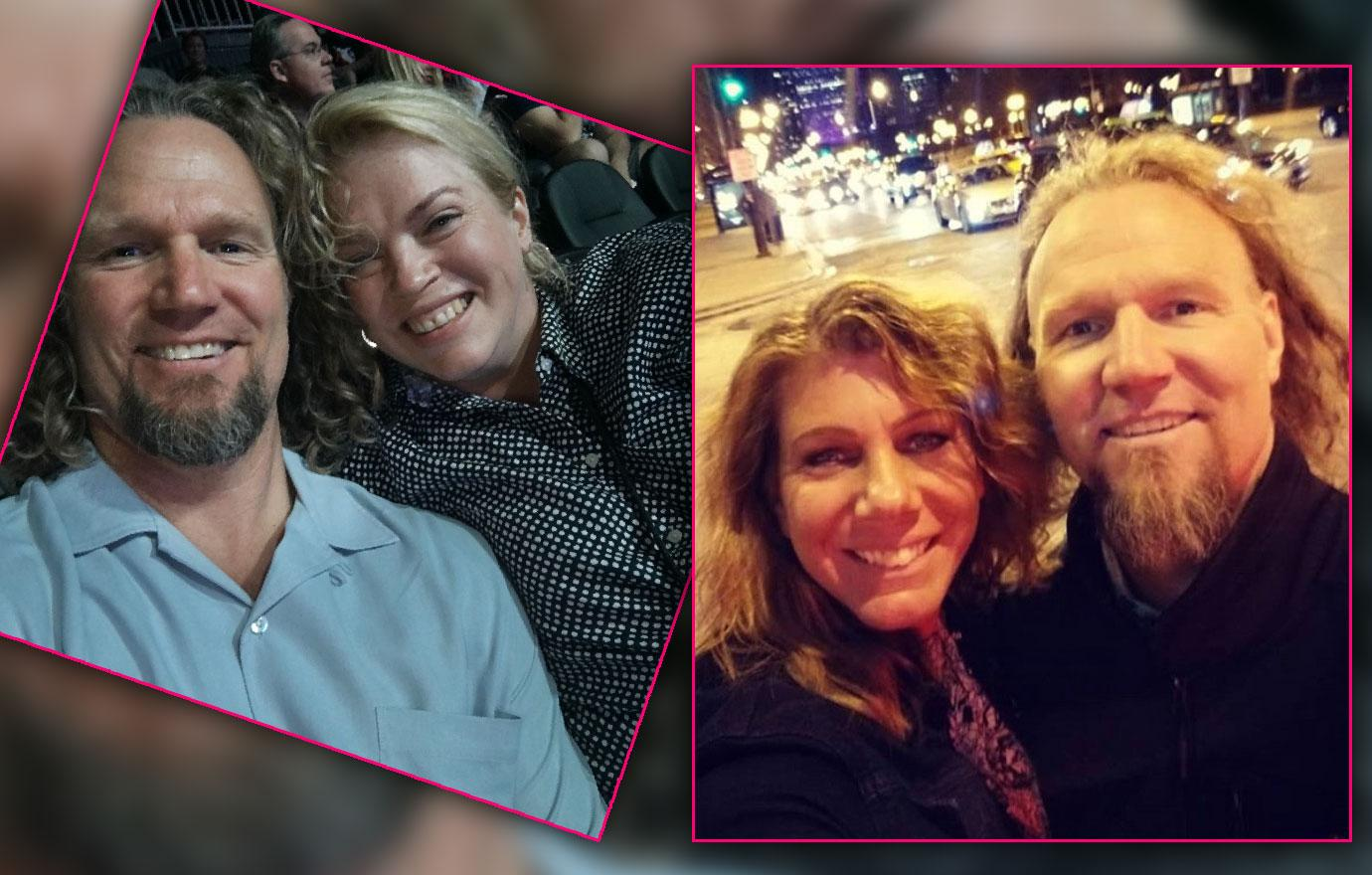 Sister Wives Janelle Brown Posts Love Selfie With Kody At U2 Concert
