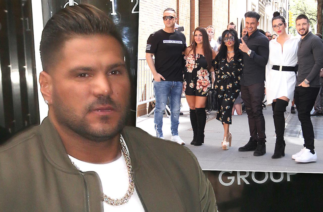 //Jersey Shore Ronnie Ortiz Intervention pp