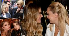 Cara Delevingne Confirms Ashley Benson Relationship, Anniversary