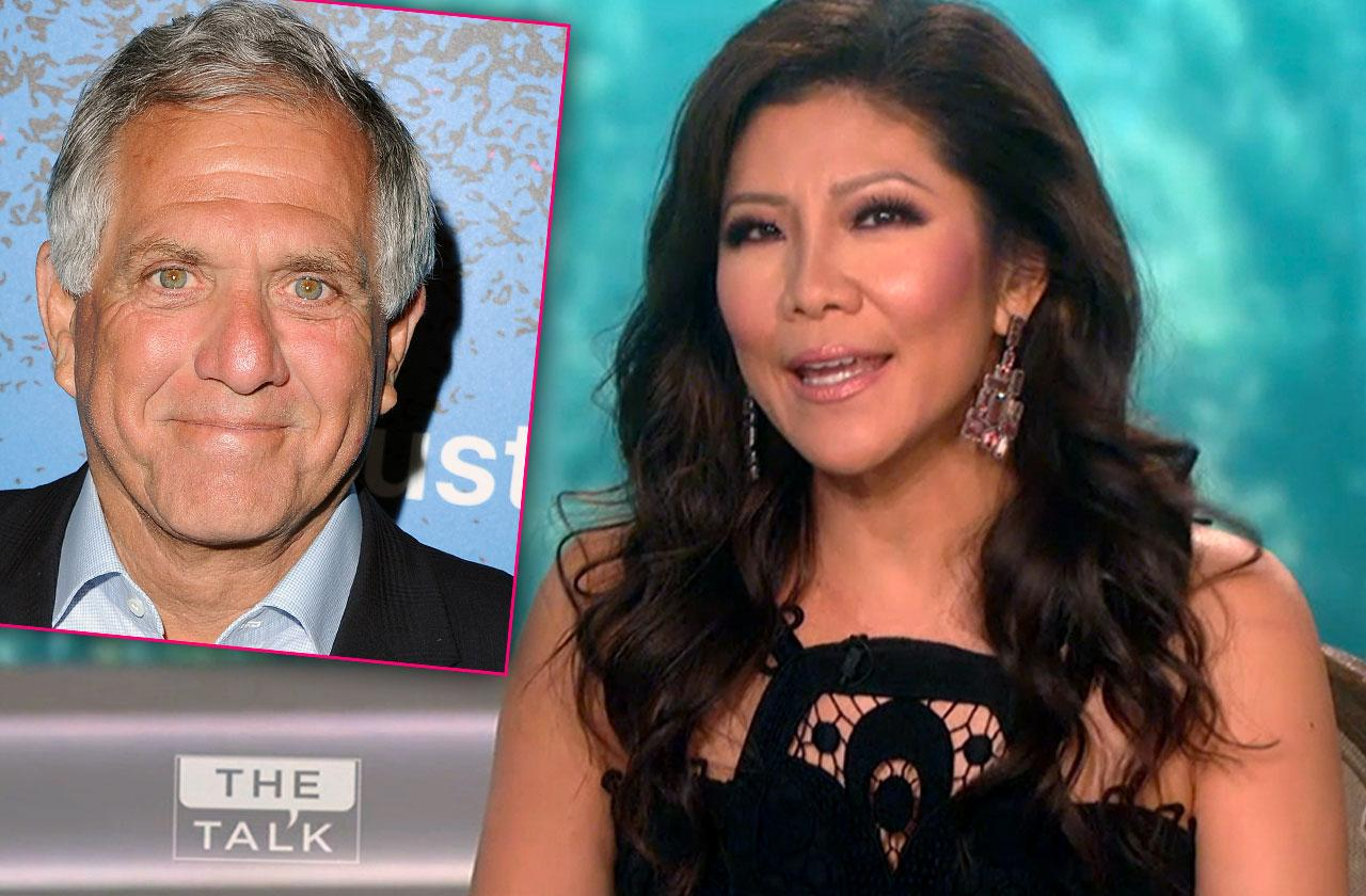 //Julie chen the talk les moonves resignation pp