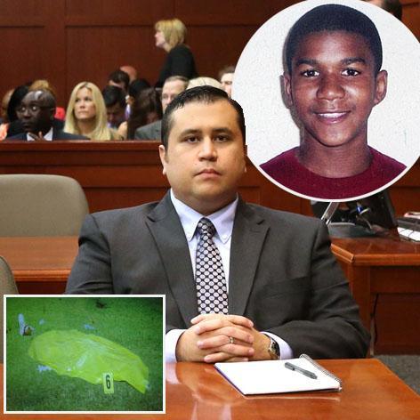 //george zimmerman trayvon martin trial square