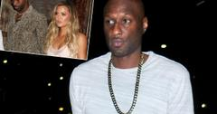Tired Looking Lamar Odom Goes Clubbing To Forget About Khloe Kardashian