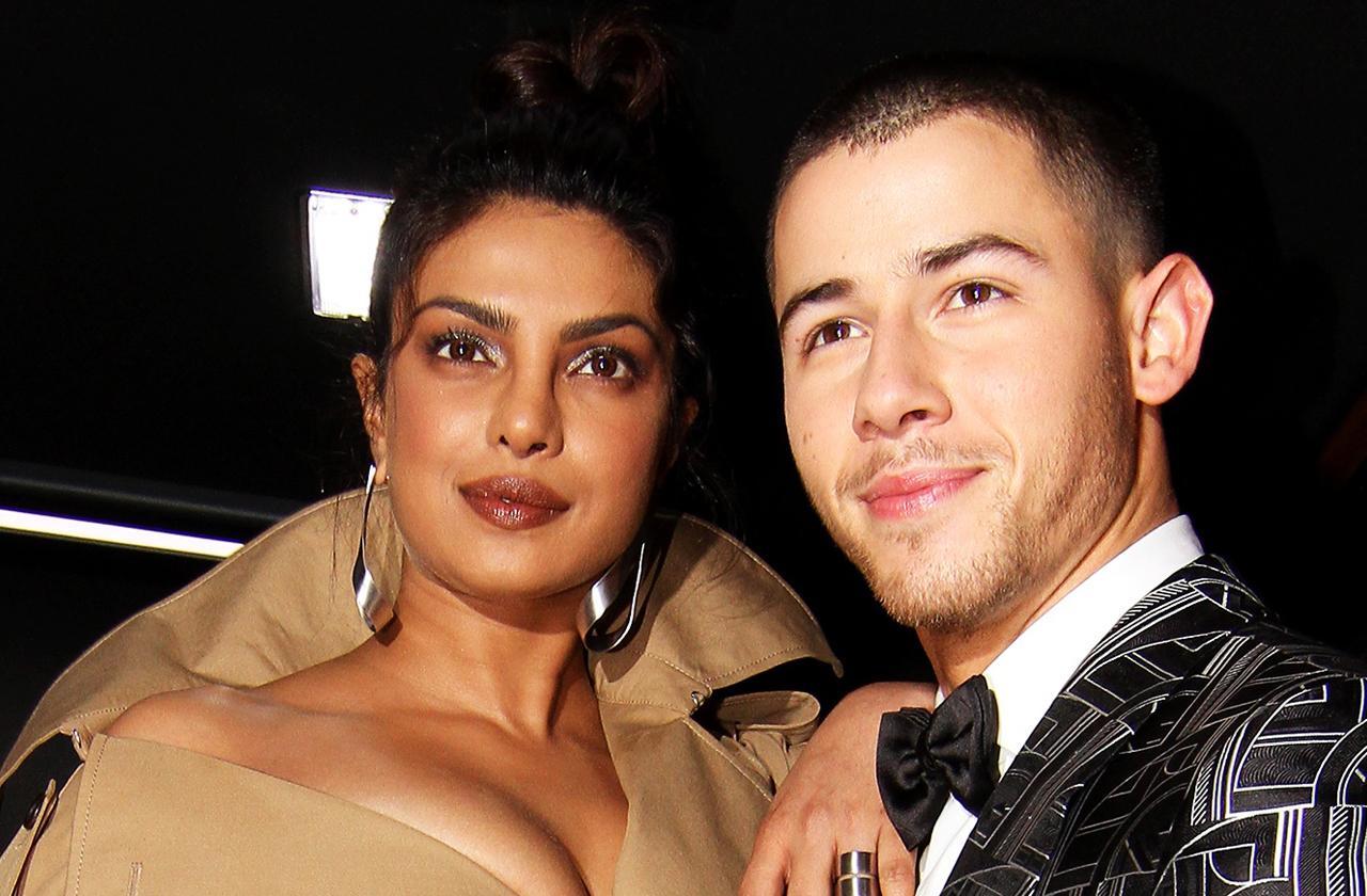 Nick Jonas Girlfriend Priyanka Chopra