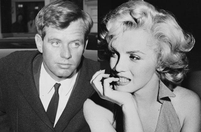 //Marilyn Monroe Robert Kennedy Secret Affair Found Letter Reveals Scandal pp