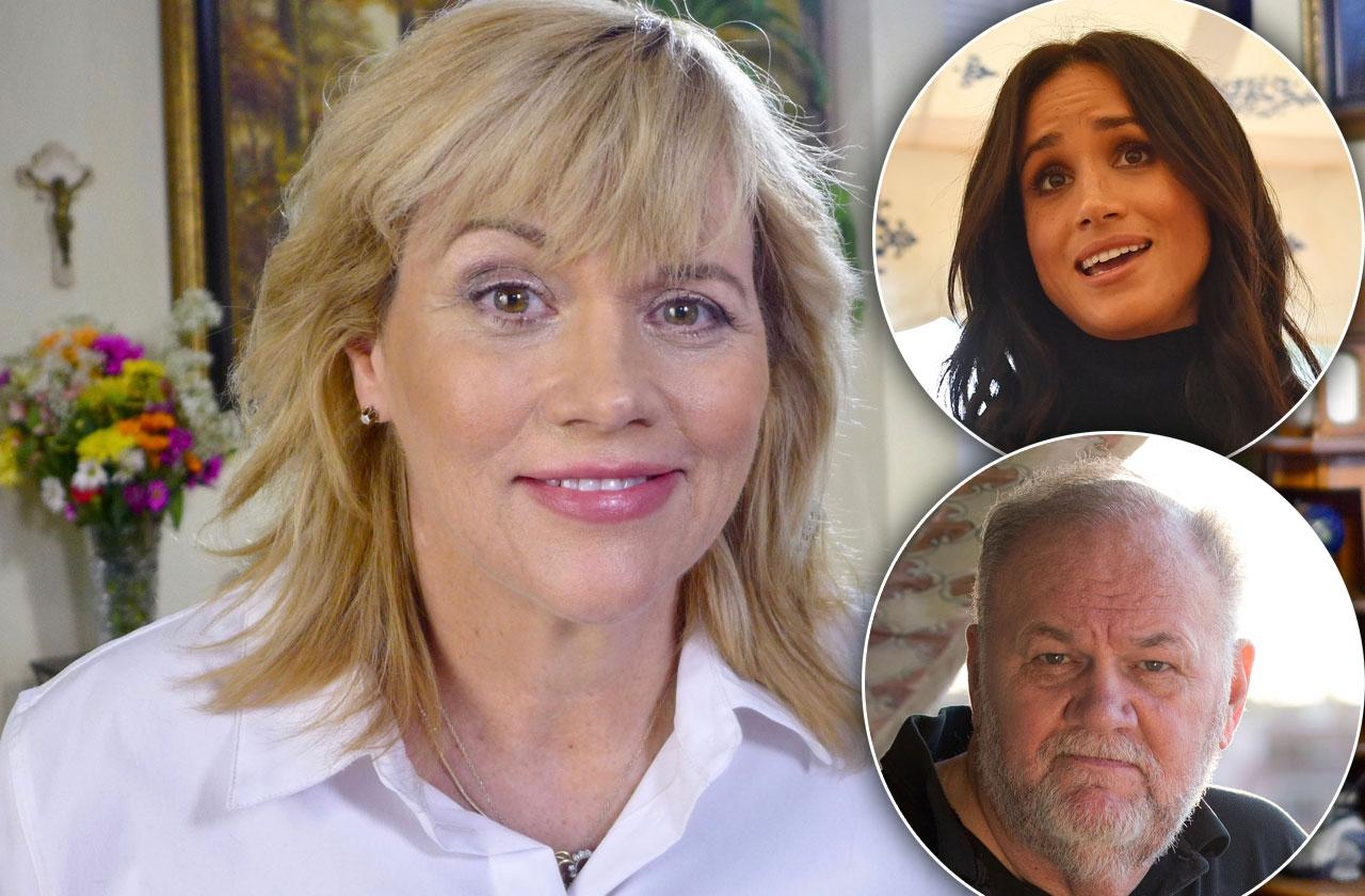 //samantha markle begs sister meghan markle to talk with father pp