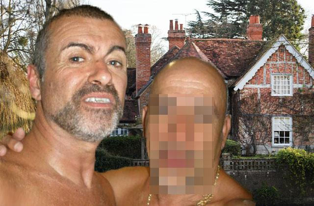 George Michael Dead Home Used Gay Porn Films