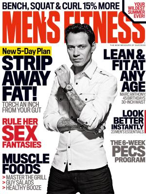//marc anthony mens fitness