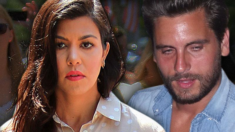 //kourtney angry with scott disick drunk