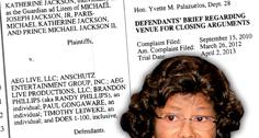 //katherine jackson no public aeg trial