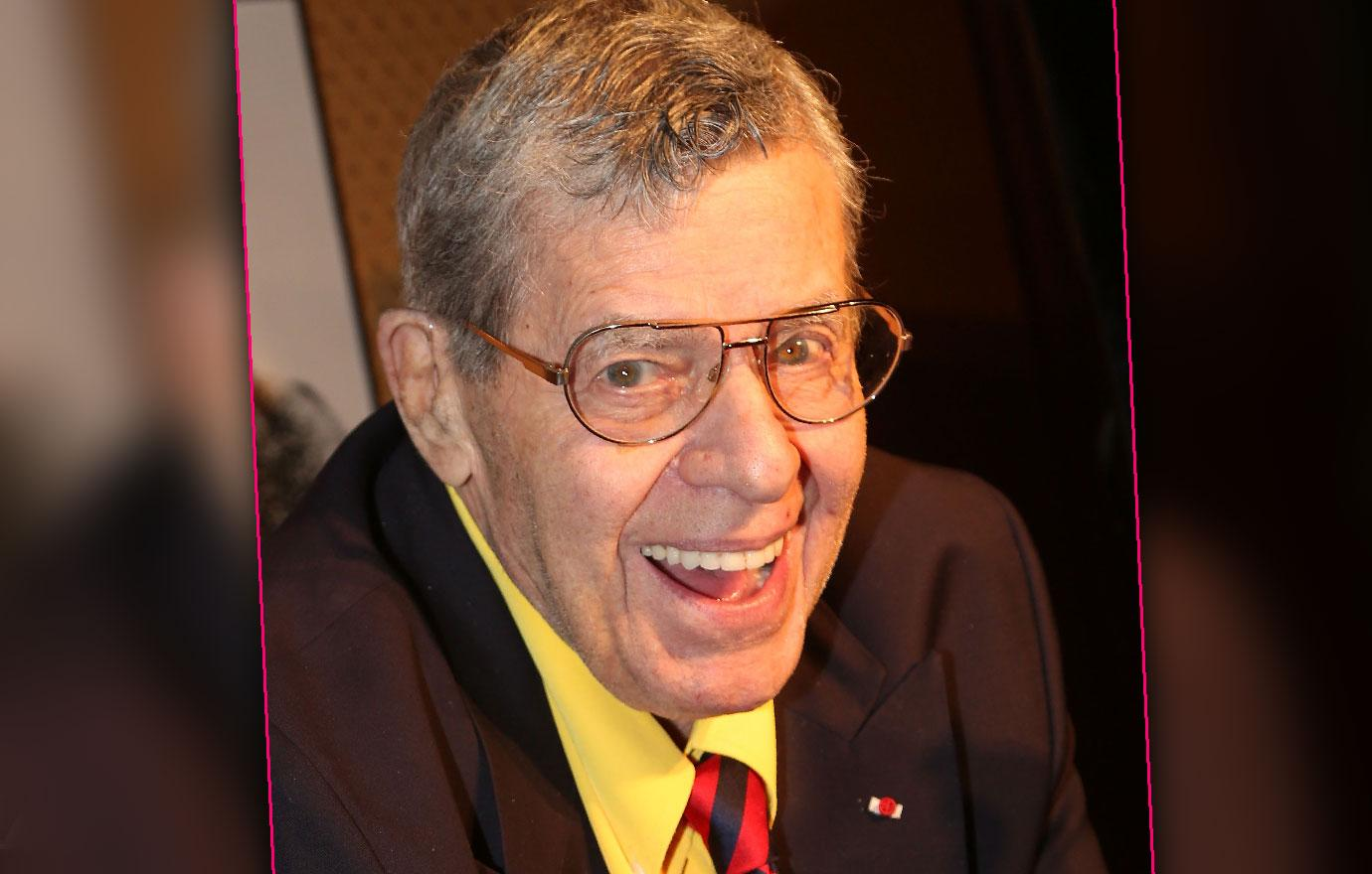 Hollywood Icon Jerry Lewis Dead At 91