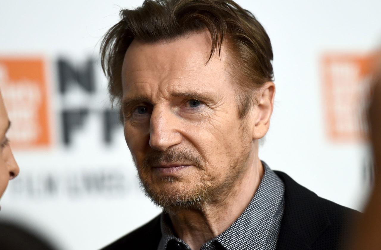 Liam Neeson Wanted Kill Black Man Racist Twitter