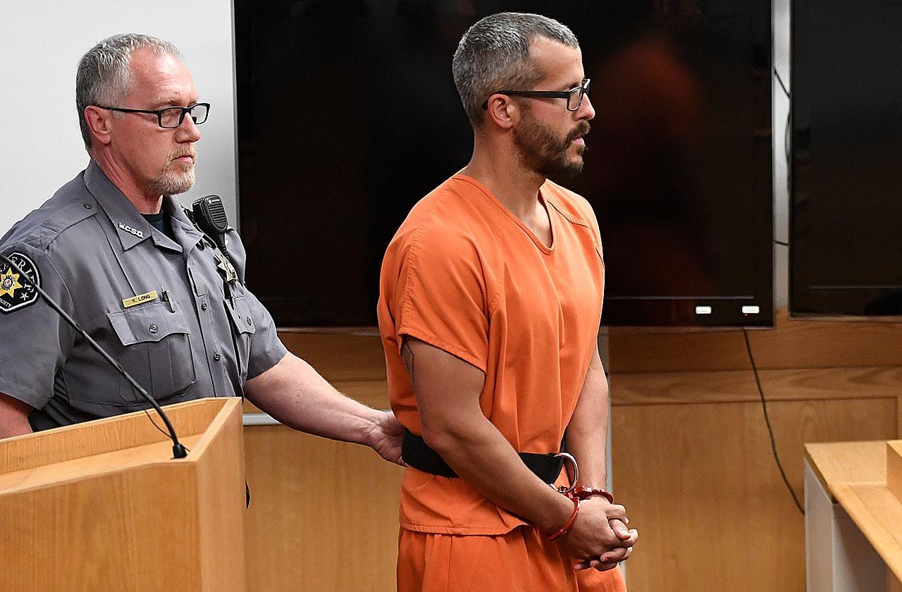 chris watts wisconsin prison life sentence murder colorado killer