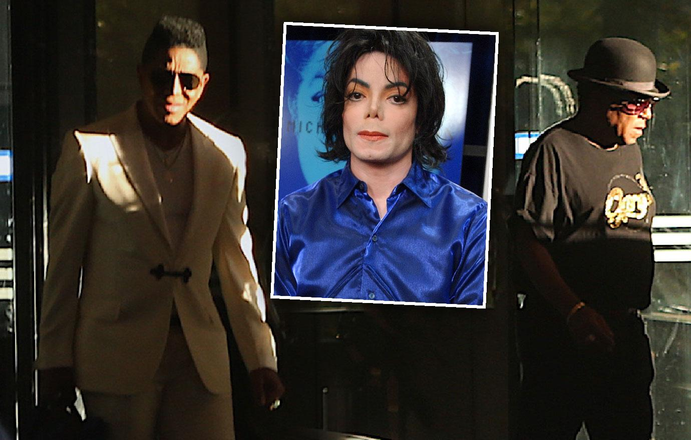Jacksons Perform After Wade Robson Michael Molestation Claims