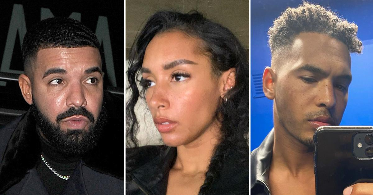 drake trolled by ex fiancee of singer naomi sharon for allegedly breaking up their  year relationship rd