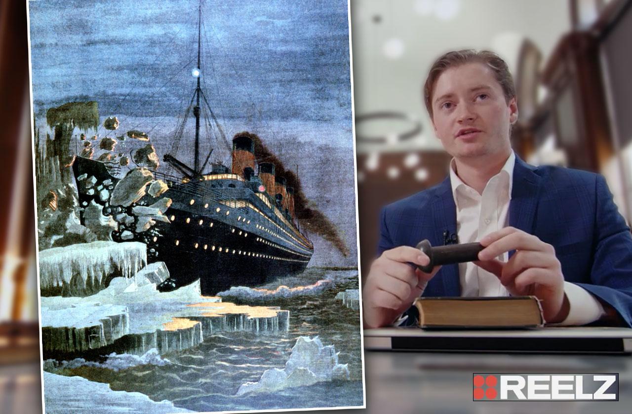 Titanic Should Not Have Sunk Iceberg