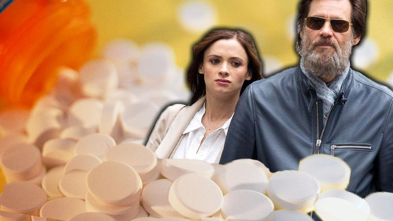 Cathriona White Suicide: Jim Carrey's Alias Name Found On Girlfriend's Pill Bottles