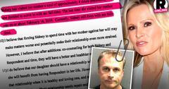 //simon barney slams tamra judge claims only seen daughter sidney once rhoc pp sl
