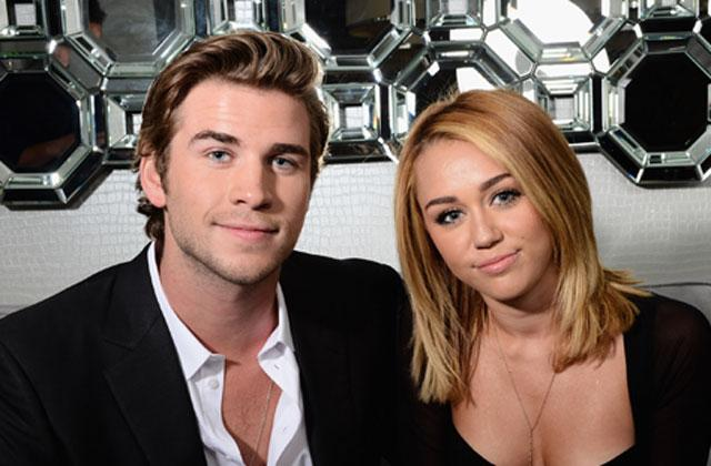 //miley cyrus liam hemsworth reunite pp
