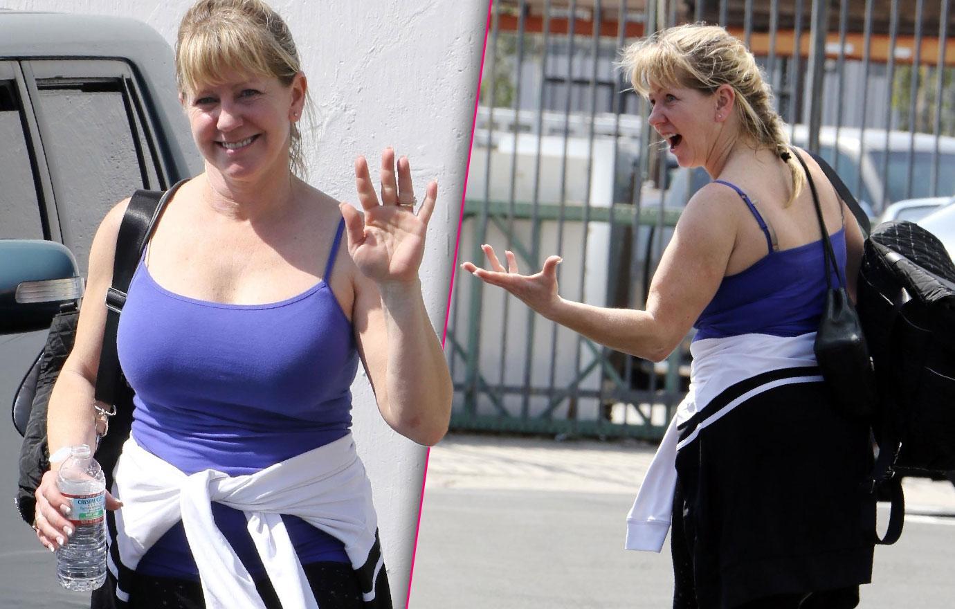 Tonya Harding Rehearses For DWTS Premiere Amid Diva Rumors