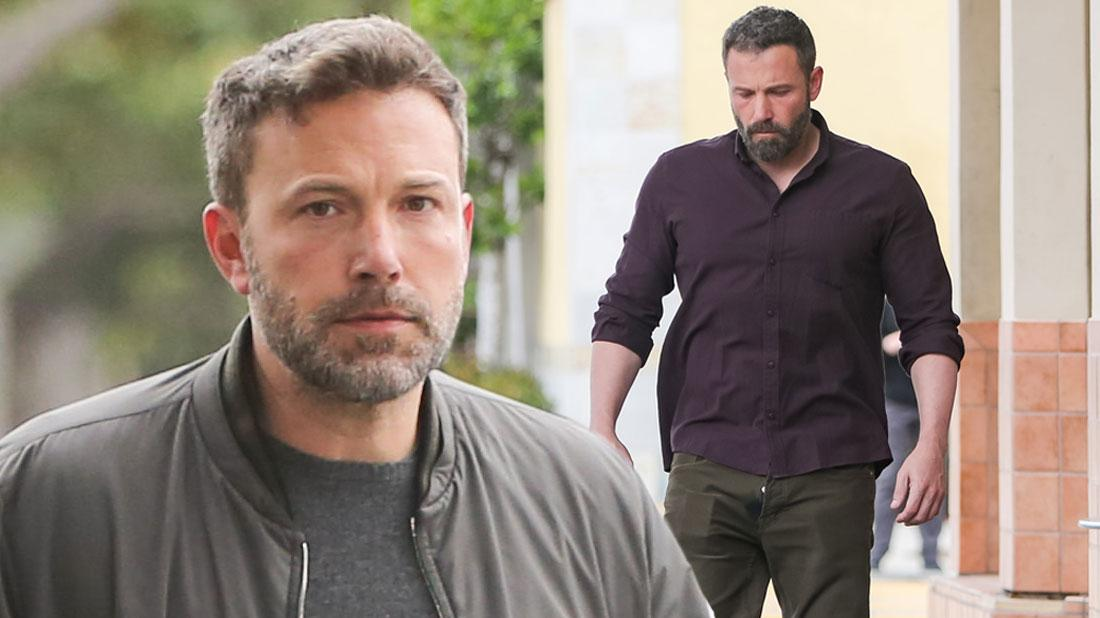 Ben Affleck Starts Exhausting Exercise Regime To Pack On More Muscle