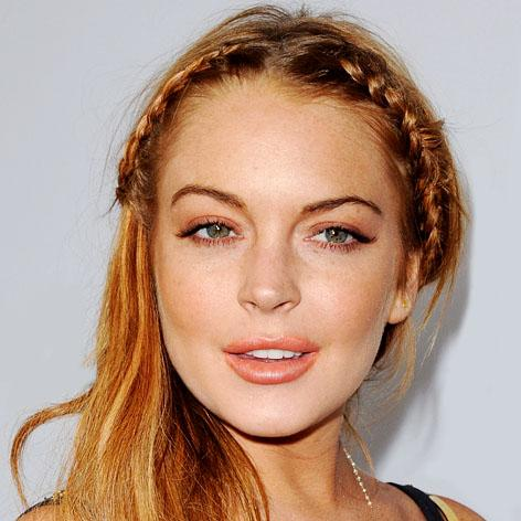 //lindsay lohan square getty