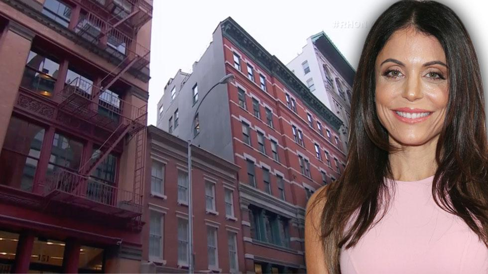 Bethenny Frankel Buys $4.2 Million Apartment