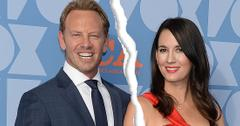 Ian Ziering and His Wife Erin Are Splitting Up