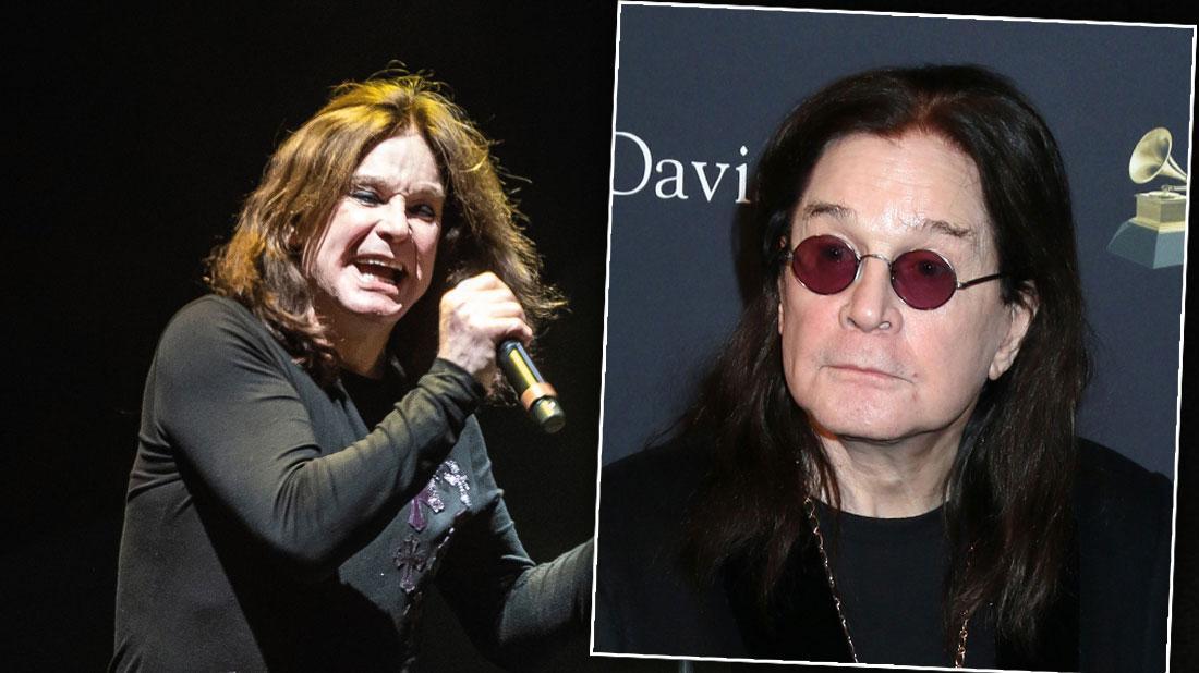 Ozzy Osbourne Cancels Tour Amid Parkinson's Disease Battle