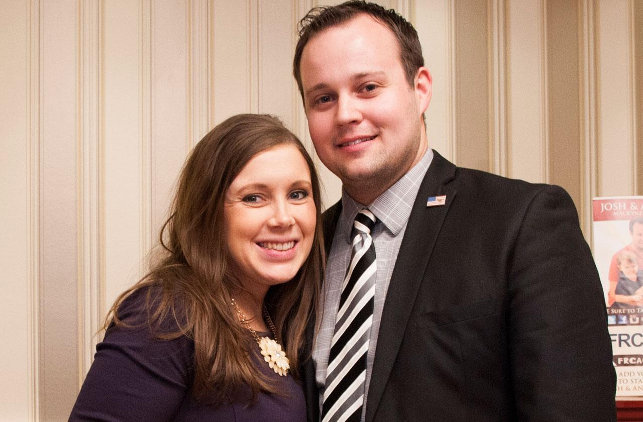 Josh And Anna Duggar Pregnancy Baby Preps